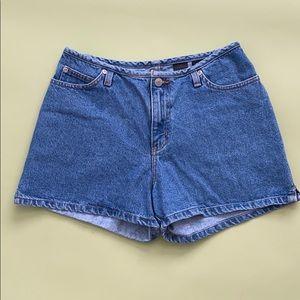 Y2K No Boundaries Denim Jean Shorts